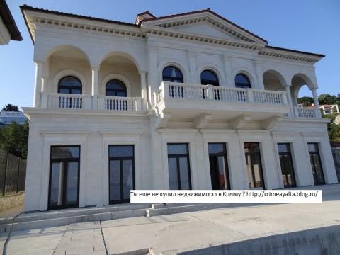 Продам дом в Крыму новострой