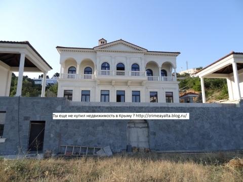 Продам дом дворец в Крыму Гурзуф