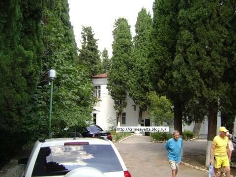 Продам гостиницу в Крыму ЮБК Боьшая Ялта Алупка