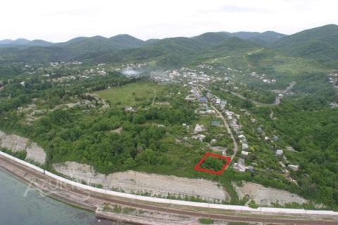 Продам земельный участок у моря в Сочи Вишневка