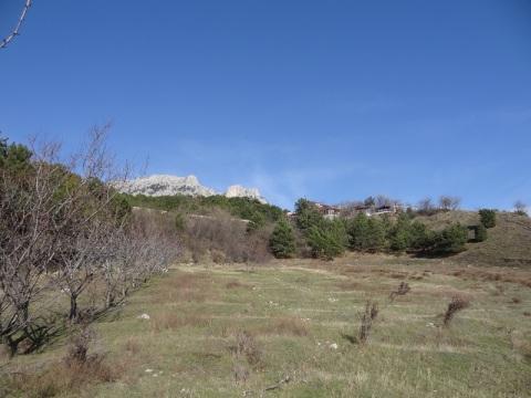 Продам земельный участок с видом на море и горы