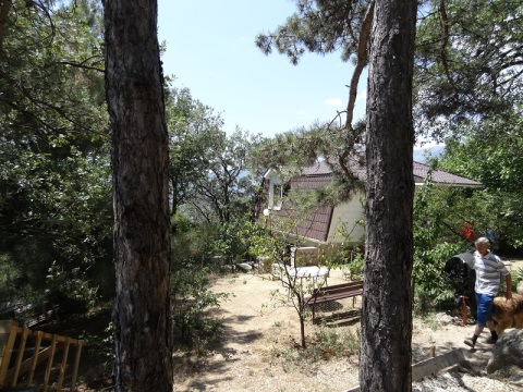 Продам дом в Крыму Ялте Гува