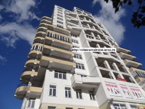 Продажа квартиры в Крыму Ялта новострой центр